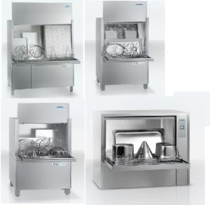 Platen- en gereedschappen-wasmachines
