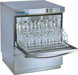 Glazenwasmachines
